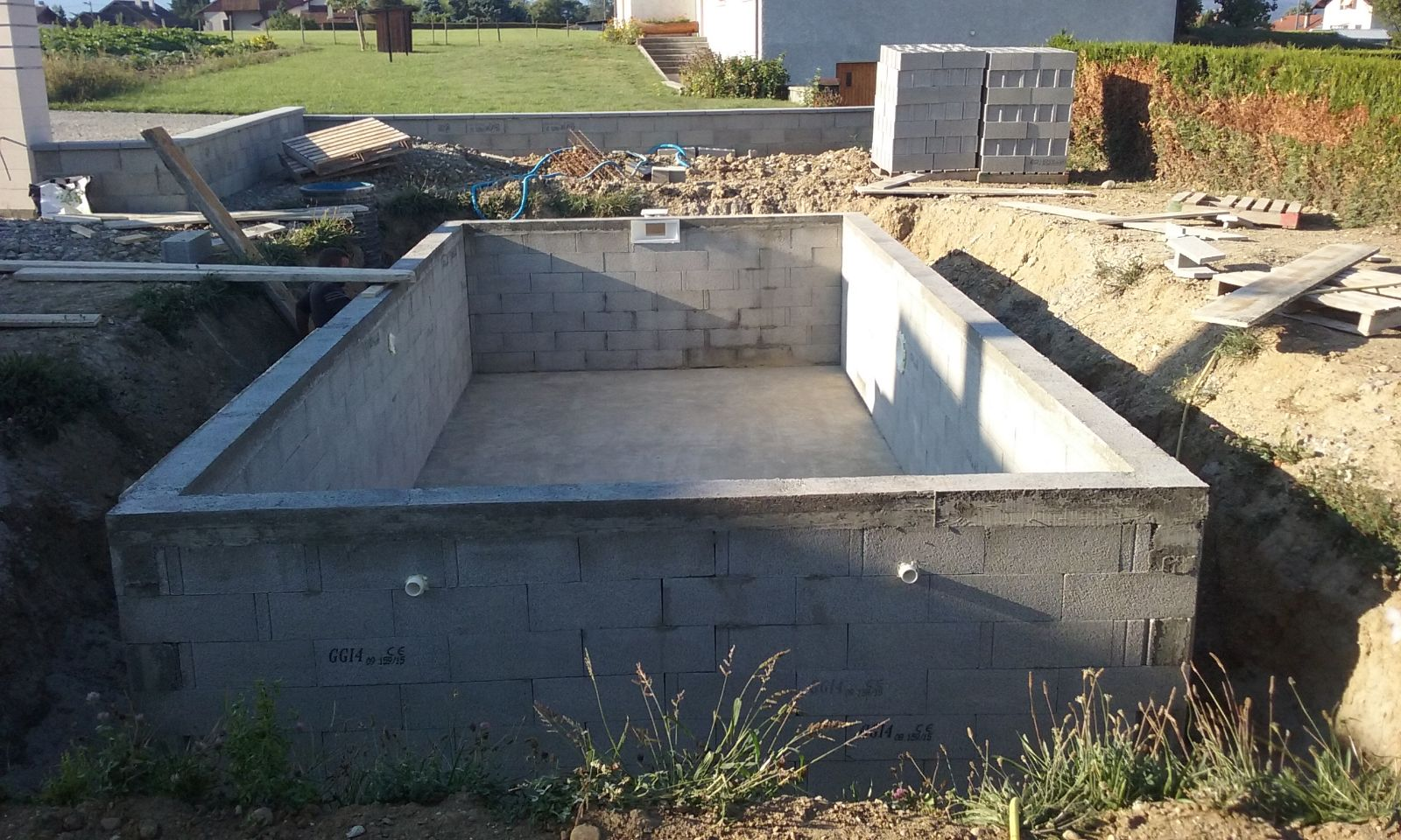 Entreprise narcisse r novation et construction terrasse for Piscine bonneville